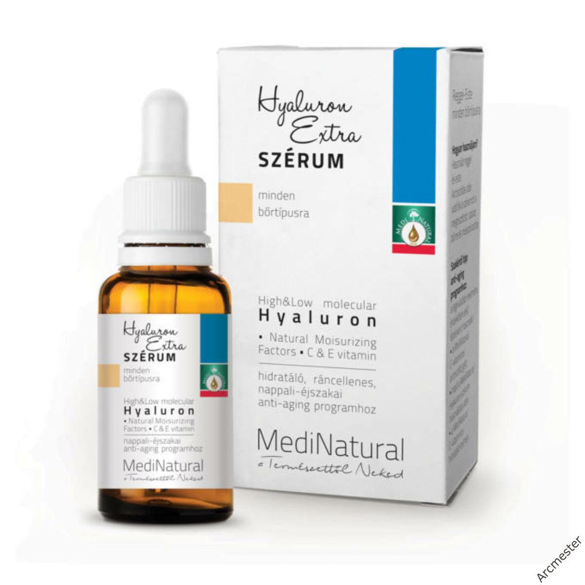 Anti-Aging   Hyaluron extra szérum - 30 ml
