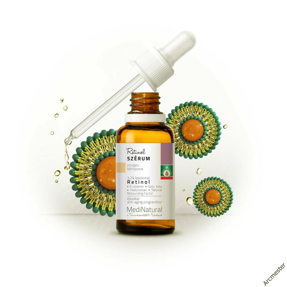 Retinol szérum - 30 ml