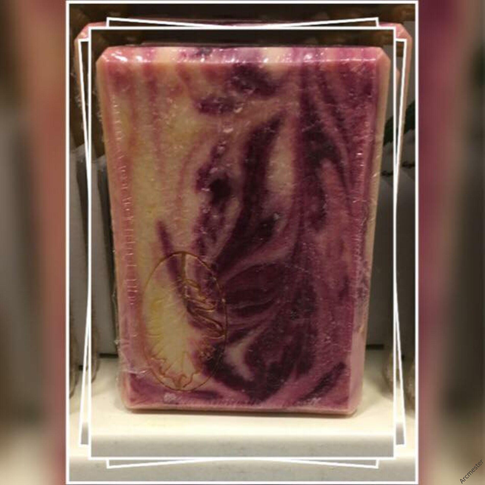 Kamilla kézműves szappan