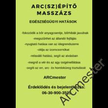 ARC(SZ)ÉPÍTŐ ANTI AGING MASSZÁZS