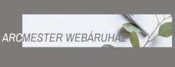Arcmester webáruház