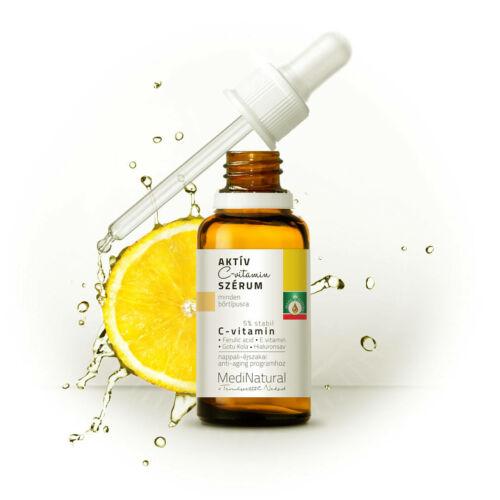 Anti-Aging | Aktív C-vitamin szérum-30 ml