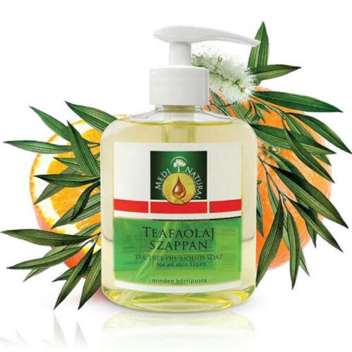 Teafaolaj folyékony szappan 250 ml