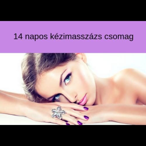 14 napos Kézi arcmasszázs videotanfolyam - online